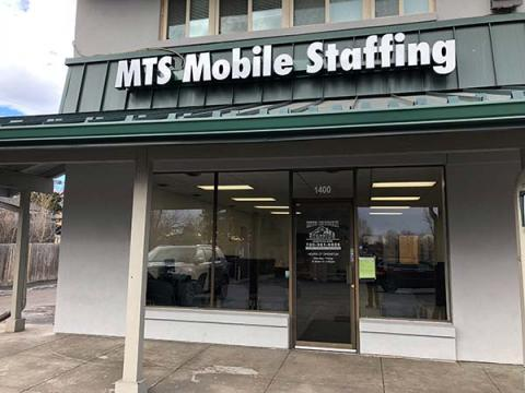 MTS Mobile Staffing - Temporary Work Agency in Northglenn, CO - Outside Photo